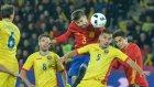 Romanya 0-0 İspanya - Maç Özeti İzle (27 Mart Pazar 2016)