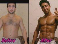 Steroid'in Gücü (40 Günde Kas)