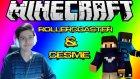 Build Battle - Facecam! - Rollercoaster & Çeşme -Minecraft Yapı Yapma Savaşı W/azizgaming