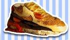 Ayakkabı Şeklinde Hamburger Yaptık - Hayaller Ve Gercekler - Yap Yap