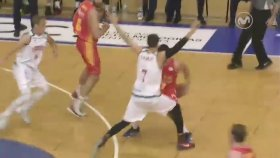 Basketbol Sahalarında Görülmemiş Hareket