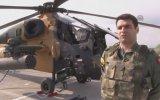 Dosta Güven, Düşmana Korku Salan Helikopter  ATAK