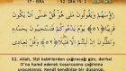 Mekke İmamları 15. Cuz
