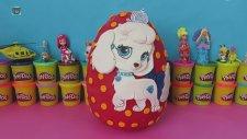 Sevimli Saraylılar Balkabağı Sürpriz Yumurtası ve Oyuncakları