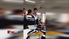 Tayvan'da Ortaokul Öğrencileri Öğretmeni Dövdü
