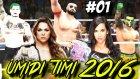 WWE 2K16 Universe | Welcome to Cehennem | 1.Bölüm | Ps 4 | Türkçe