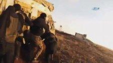 Daeş'li Terörist Kendi Ölümünü Kaydetti