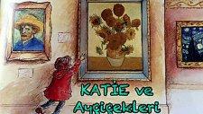 Katie Ve Ayçiçekleri-Ünlü Ressamları Tanıyalım-Eğitici Masallar - Cerenle Cocuk Oyunlari