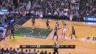 Utah Jazz Oyuncusu Rodney Hood'dan Lakers'a 8 Üçlük İsabeti!