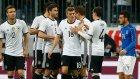 Almanya 4-1 İtalya - Maç Özeti İzle (29 Mart Salı 2016)