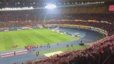 Avusturya - Türkiye Maçı Öncesi Tribünler
