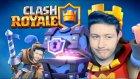 Clash Royale Super Buyulu Sandik Açtik
