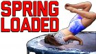 Funny Spring Loaded & Trampoline Fails Compilation || By FailArmy