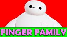 Hero 6 Cartoon NEW Best Finger Family Song Nursery Rhymes