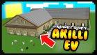 Minecraft DÜNYANIN EN AKILLI EVİ! - 20 FARKLI MEKANİZMA