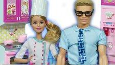 Barbie Yemek Programı Sunuyor | Barbie izle | EvcilikTV