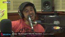 Buray - Ne Kavgam Bitti Ne Sevdam (Akustik Canlı Performans)