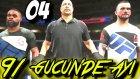 EA Sports UFC 2 | CM Punk Kariyeri | 91 OVR Cok büyük Mac  | 4.Bölüm | Türkçe Oynanış | Ps4