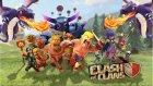 Ejderha Saldırısı - Clash Of Clans #5 -Azizgaming35