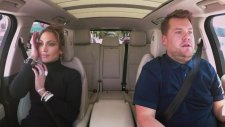 James Corden ve Jennifer Lopez'den Eğlenceli Karaoke Performansı