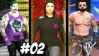 Wwe 2k16 Universe | Tatilden Yeni Geldik Yauuu | 2.bölüm | Ps 4 | Türkçe