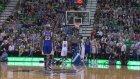Stephen Curry'den Utah Jazz'a 31 Sayı