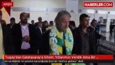 Tugay Kerimoğlu'ndan Galatasaray'a Sitem: Yıllarımızı Verdik Ama Bir Telefon Gelmedi