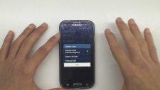 Android 4.5 G Ayarı Yapma (Samsung Galaxy S4)