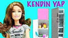 Barbie izle | Buzdolabı Yapımı | Nasıl Yapılır | EvcilikTV