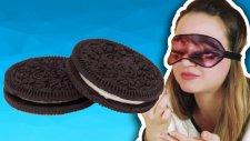 Bu Hangi Bisküvinin İçi? - Gözler Kapalı Tatma - Oha Diyorum