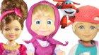 Barbie ve Ailesi Maşa Can ve Ceren ile Oynuyor | Harika Kanatlar | Barbie izle | Evcilik TV