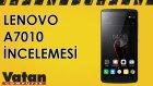 Lenovo Vibe A7010 İncelemesi