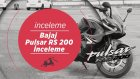Bajaj Pulsar RS 200 Tanıtım ve İnceleme - Beta Sürümü
