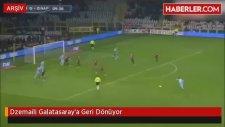 Blerim Dzemaili Galatasaray'a Geri Dönüyor