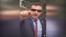 Koruma Polisinden Emre Uslu'ya Büyük Tepki: PKK'nın Yanına Git