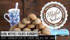 Kuru Meyveli Yulaflı Şekersiz Kurabiye Tarifi - Mutfak Sırları- Gurme