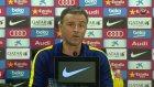 Luis Enrique, Real Madrid Maçı Öncesi Konuştu