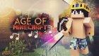 Modlu Age Of Minecraft | 2. Savaş (Adamlar Bombardıman Yapmış )! Sezon - 3 | Bölüm - 5 Ft.tüm Ekip