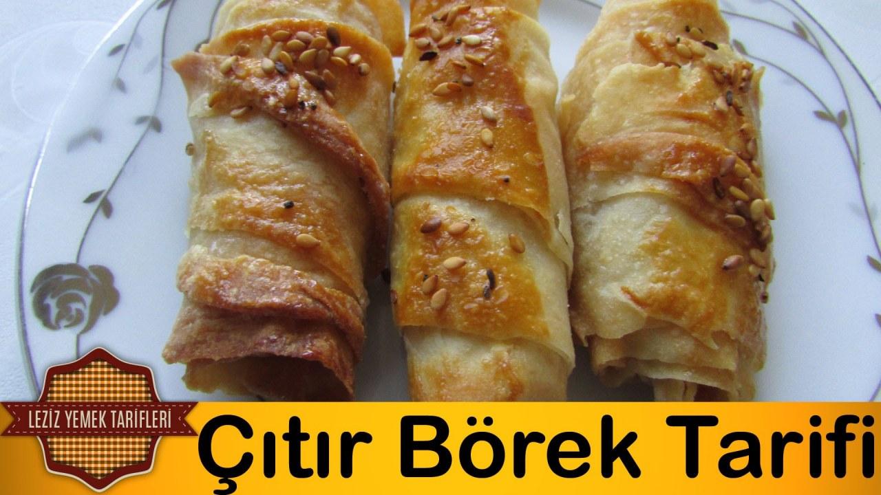 Çıtır Börek Tarifi Videosu