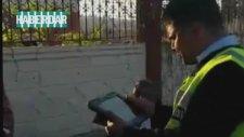 Alkollü Yakalanan Sürücünün Polislere 'Paralelcisiniz' Demesi