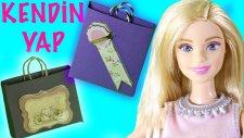 Barbie Alışveriş Çantası Nasıl Yapılır | Barbie izle | EvcilikTV
