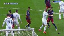 Barcelona 1-2 Real Madrid (Maç özeti - 2 Nisan Cumartesi)