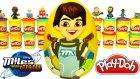 Miles Yarının Ötesinde Sürpriz Yumurta Oyun Hamuru - Cicibiciler LPS Emoji MLP