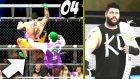 WWE 2K16 Universe | Disarda Dost Sahada Rakip | 4.Bölüm | Ps 4 | Türkçe