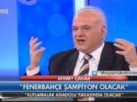 Fenerbahçe Şampiyon Olacak - Ahmet Çakar