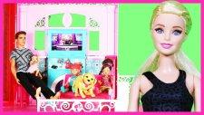 Barbie ve Ailesi'nin Bir Günü   Barbie izle   Evcilik TV