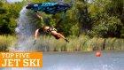 Jet Ski'nin Nasıl Kullanılması Gerektiğini Gösteren 5 İnsan