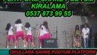 Okullara Platform Sahne Podyum Kiralama Platform Kiralama İstanbul Platform Sahne Podyum Kiralama