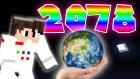 Sizin İçin Öldüm Ve Dünyayı Kurtardım! - Minecraft 2078 Yılında Uzay Korsanları