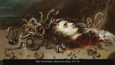Cellini'nin Medusa'nın Başını Tutan Perseus Heykeli